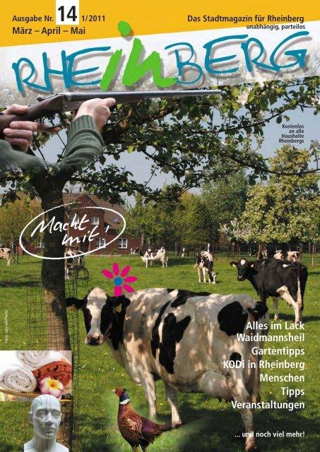 Stadtmagazin Rheinberg • Ausgabe Nr.14