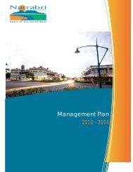 2010/11 Management Plan - Narrabri Shire Council