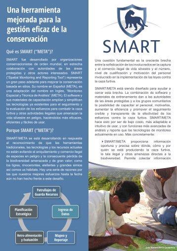 """Qué es SMART (""""META"""")? - IUCN Portals"""
