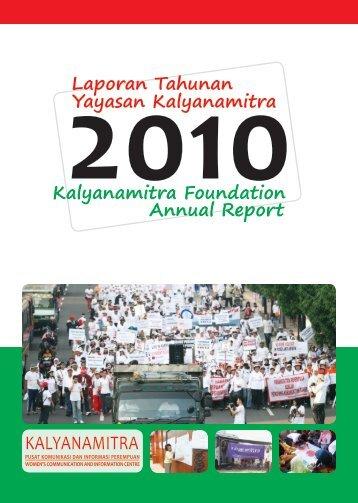 3. Keuangan Organisasi - Kalyanamitra