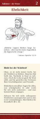Mit Salomo & Co. zum Erfolg Herausgegeben und ... - Meistertricks - Seite 3