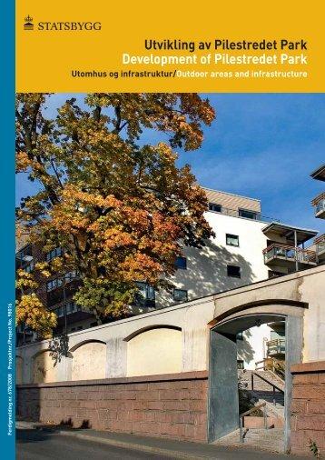 Ferdigmelding for Pilestredet Park - Statsbygg