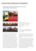 Community Architecture in Nederland - WAM architecten - Page 2