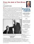The Art of the Flush - Plumbing Engineer - Page 6