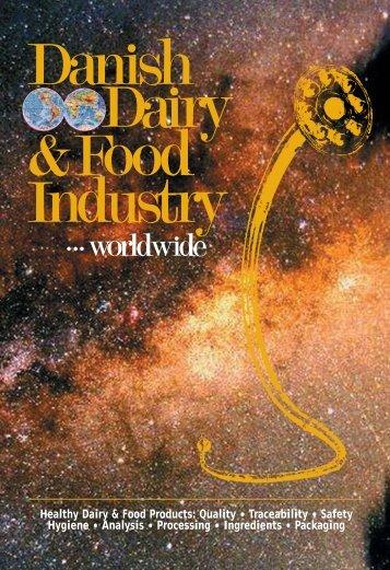 Danish Dairy 2005 indhold - Mælkeritidende