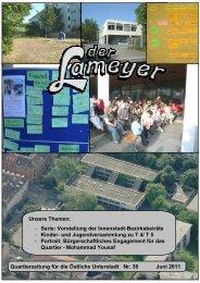 Der Lameyer - 2011 Nr.39 Juni