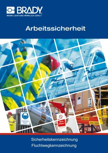 Katalog zur Kennzeichnung von Fluchtwegen - Dobler GmbH ...