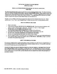 FUNCTION REPORT - ADULT - Form SSA-3373-BK - Social Security