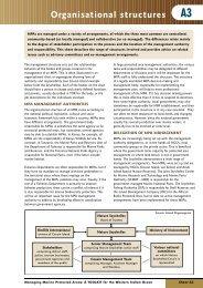 Organisational structures - Western Indian Ocean Marine Science ...
