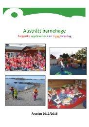 Årsplan 2012/2013 - Sandnes Kommune