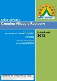 Camping Villaggio Rubicone Emilia Romagna - Camping.it
