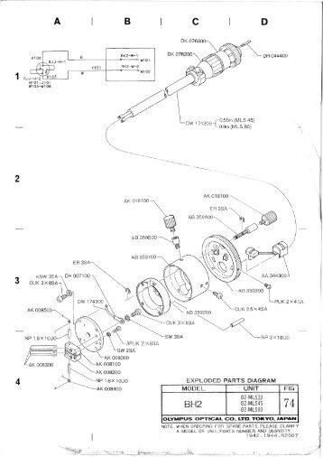 Munchkin Boiler Residential (Rev 2): Parts Diagrams