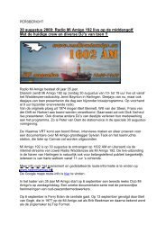 persbericht - The Offshore Radio Guide