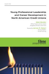 Young Professional Leadership and Career Development in North ...