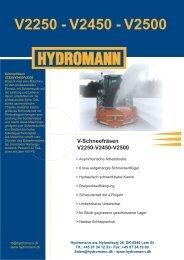 V2250 - V2450 - V2500 - Lectura SPECS