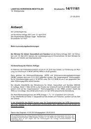 Wohnraumnutzungsbestimmungen - Sagel, Rüdiger (Die Linke)