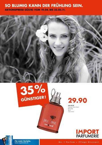 29.90 - Import Parfumerie