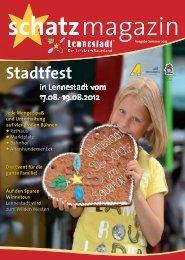 Stadtfest - Stadtmarketing Lennestadt