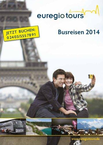Programm für 2014 downloaden (PDF-Datei 5 MB) - Euregiotours
