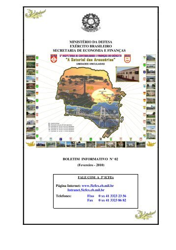BInfo - 02 - 5ª ICFEx - Exército Brasileiro