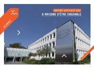 Rapport d'activité 2012 - Agglomération de Marne-la-Vallée / Val ...