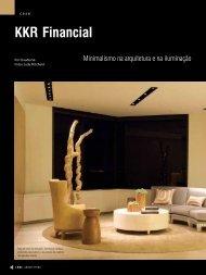 KKR Financial - Lume Arquitetura