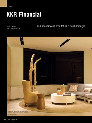 KKR Financial - Lume Arquitetura