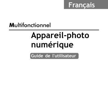 Appareil-photo numérique - Mustek System Inc.
