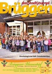 Einschulung in der Kath. Grundschule Born - Stadtjournal Brüggen