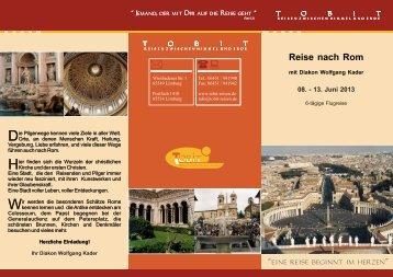 Reise nach Rom - Tobit-Reisen