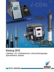 Katalog 2010 - ERSA-Shop