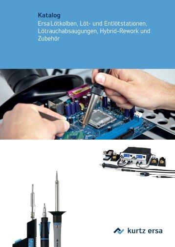 Werkzeugkatalog deutsch - ERSA-Shop