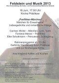 Programm zum Herunterladen - Dorfkirche Prädikow - Seite 2