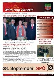 September 2008 - SPÖ Oberösterreich