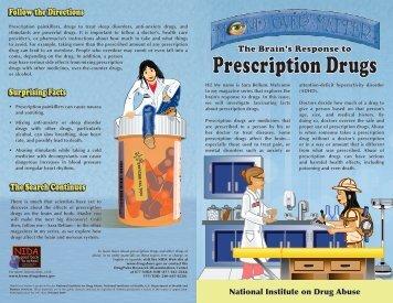 The Brain's Response to Prescription Drugs - NIDA for Teens