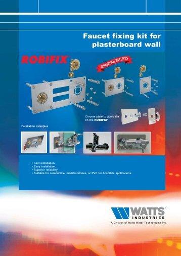 D Robifix Gb - Watts Industries