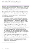 Birth Defects - March of Dimes - Page 4