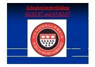 Fortbildung Februar 2007.pdf - Handballkreis Köln Rheinberg