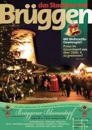 Mühlenweihnacht - Stadtjournal Brüggen