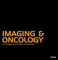 Imaging Oncology 2005 - Society of Radiographers