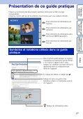 Guide pratique de Cyber-shot - Planete pixel - Page 2