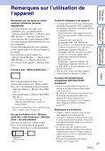 Guide pratique de Cyber-shot - Planete pixel - Page 3
