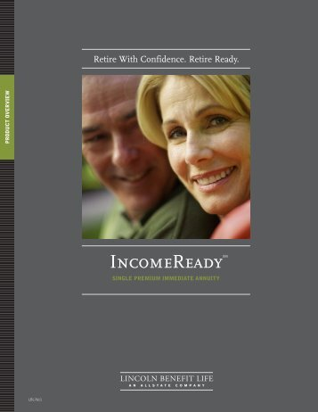 IncomeReady - Business Underwriters Associates