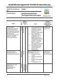 """QM-Verfahrensanweisung """"Arbeitsmedizinische Vorsorge"""" - Page 2"""