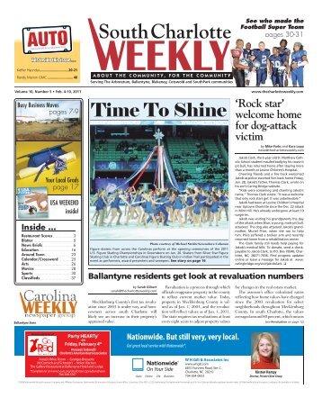Time To Shine - Carolina Weekly Newspapers