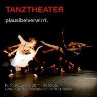 TANZTHEATER - Institut für Kunsttherapie und Forschung