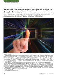 Automated Technology to Speed Recognition of Signs of Illness in ...