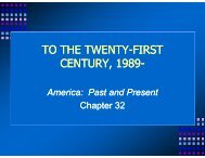 Chapter 32 - To the 21st Century