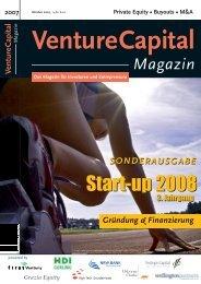 Start-up 2008 Start-up 2008 - promotus