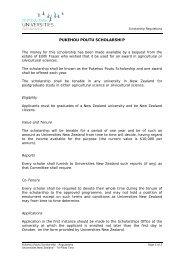 pukehou poutu scholarship - Universities New Zealand - Te Pōkai ...
